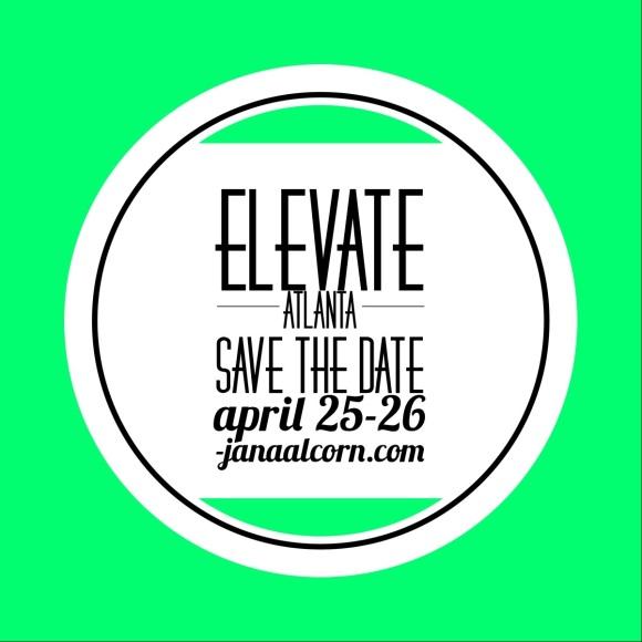 ELEVATE - April 25-26, 2014